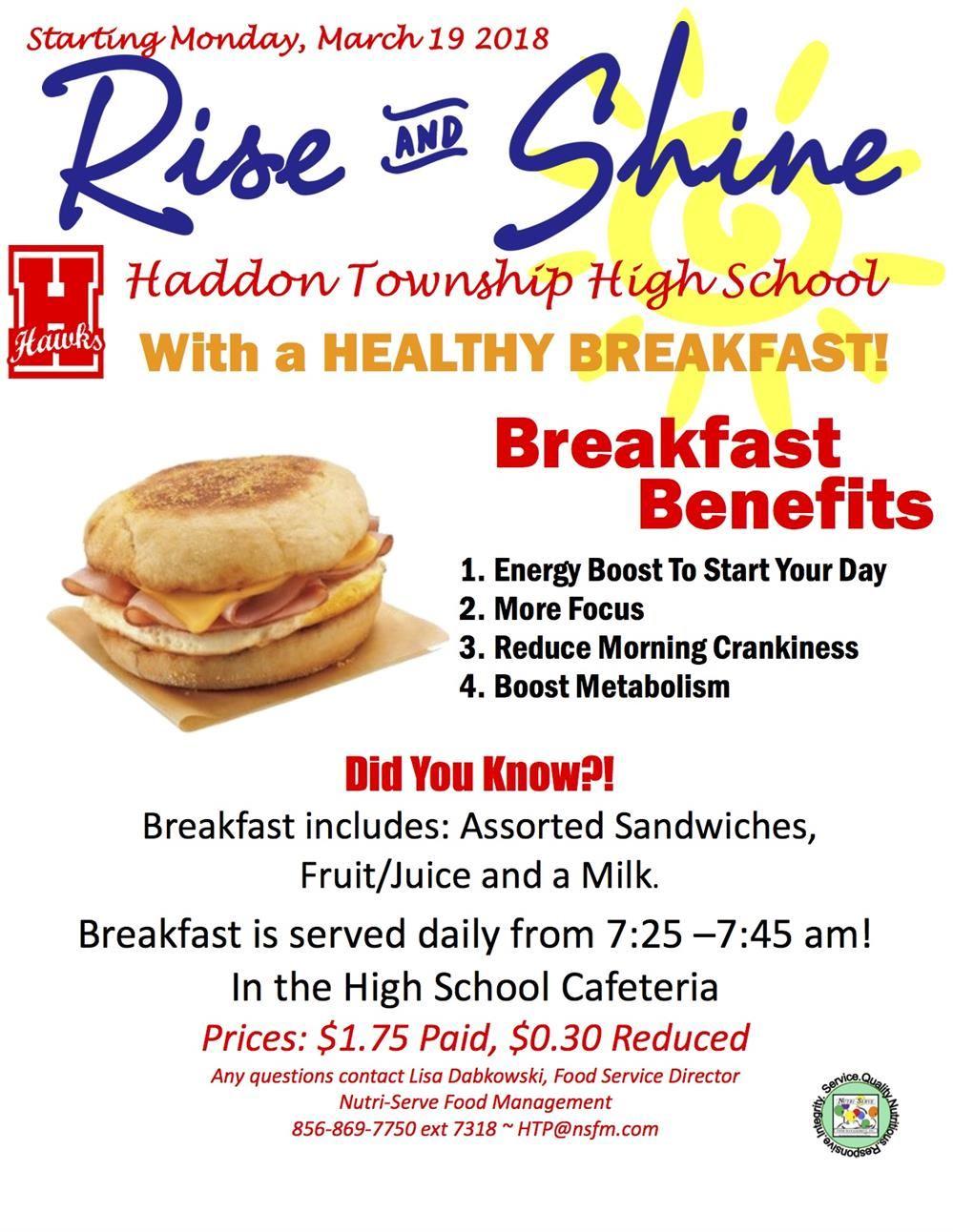 students breakfast club