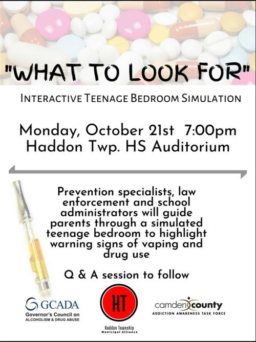 What to look for: Interactive teenage bedroom simulation